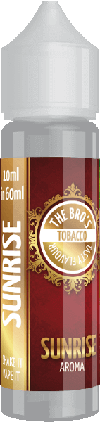 The Bro's - Tobacco Sunrise