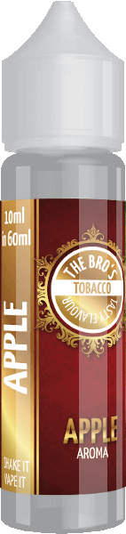 The Bro's - Apple Aroma