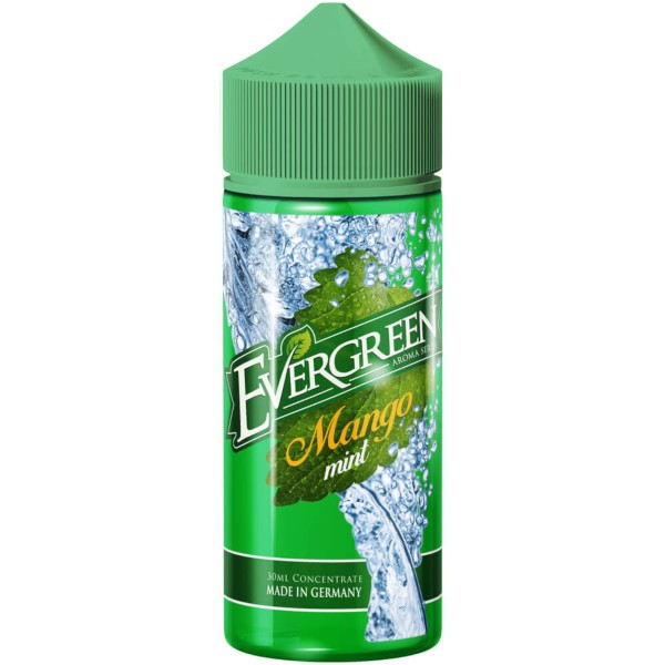 Evergreen - Mango Mint