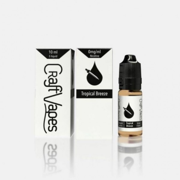Craft Vapes - Tropical Breeze 10ml