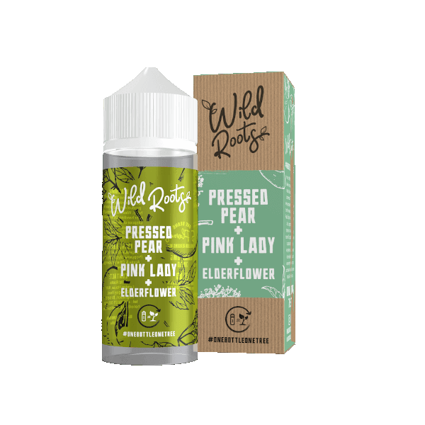 Wild Roots Pressed Pear